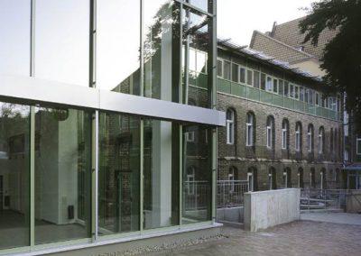 Schule und Wohnstätte Oberlinhaus