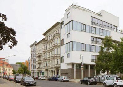 METROPOLENHAUS Markgrafenstraße