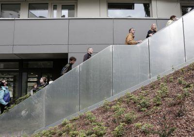 Architektenkammer: Führung durch das Metropolenhaus,  Sep 01, 2018