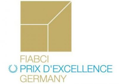 Nominierung FIABCI Prix d'Excellance Germany