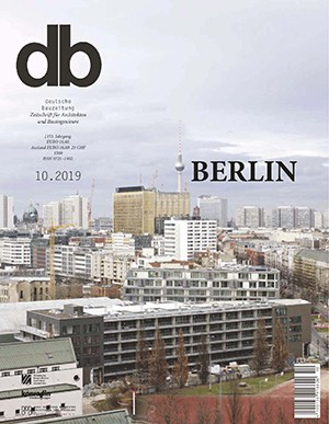 """""""Konstruktive Konzepte"""" am ehemaligen Blumengroßmarkt, db 10/2019"""