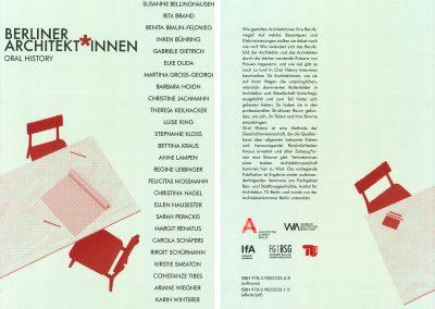 WIA-Festival | Oral History_BERLINER ARCHITEKT*INNEN