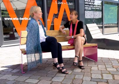 feldfünf-Interview | 3 Fragen an Benita Braun-Feldweg und Lisa Diedrich